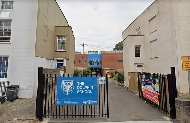A consultation was launched in September for parents, pupils and staff to learn about the links between the school (pictured) and the slave trader