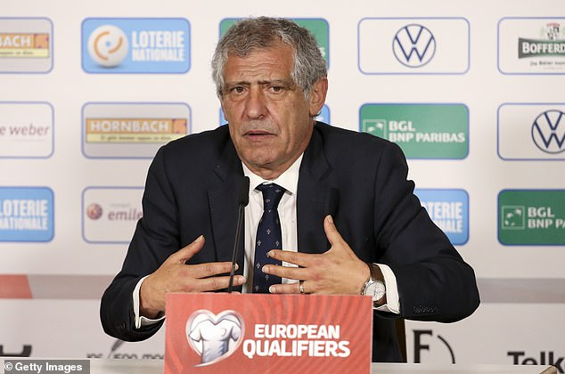 Manager Fernando Santos has been blessed with plenty of talent in the midfield positions