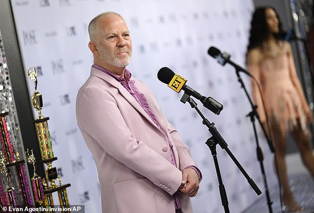 ACS co-creator Ryan Murphy told ET last week: 'Sarah, particularly, really had been dedicated to that role and she wanted to do it naturally and she gained weight to play Linda Tripp...It's sort of an amazing thing she's doing physically. It's very transformative. It reminds me a lot of what Christian Bale did a couple years ago [in Vice] - that sort of dedication'