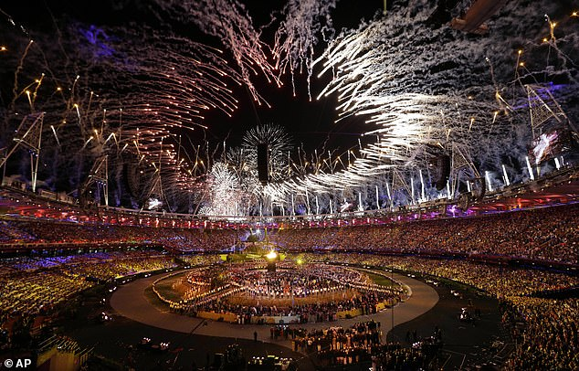However,there are no active discussions about bringing the Olympics back to London