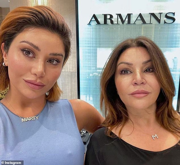 Hilarious!It comes just days after Martha, 32, decided to troll her mum relentlessly after she 'got glam' to do the housework amid her newfound reality TV fame
