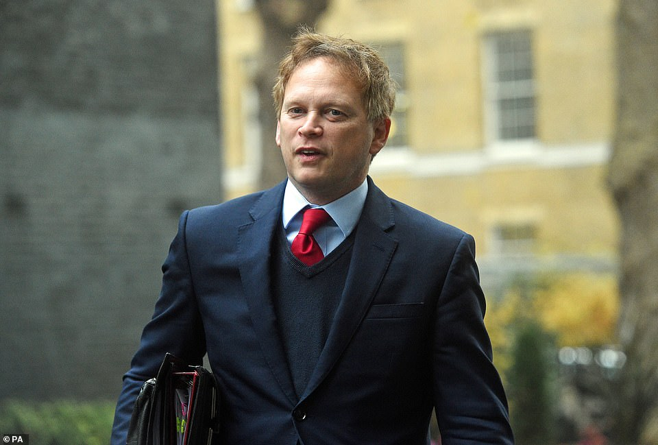 Mr Shapps is expected to reveal the long-awaited traffic light system for travel tomorrow