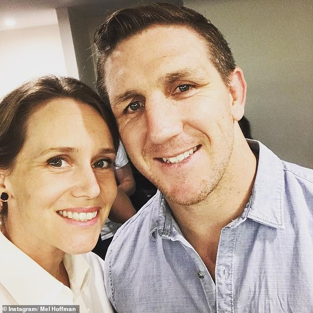 Doing well:Mel added that she does admire the way the pair have built successful careers. 'As women we've just got to make the most of the opportunities we have and as a fellow woman I'm really excited when I see them do well,' she said