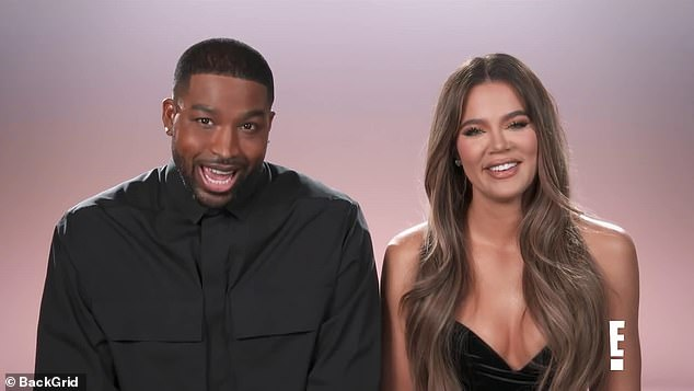 Backlash: Khloe shares her daughter with Tristan Thompson who caused great controversy when he was discovered cheating on the KUWTK star during her pregnancy