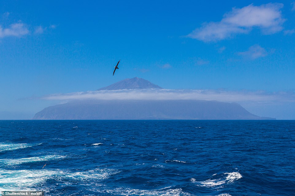 Tristan da Cunha, a remote group of volcanic islands in the south Atlantic Ocean, is also available for summer holidays