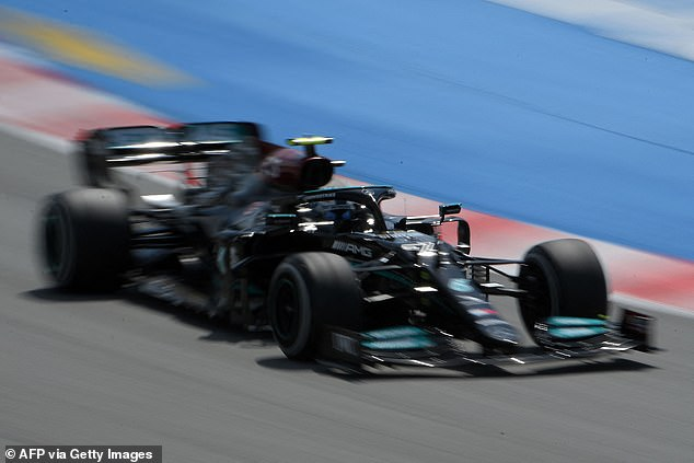Bottas is fourth in the drivers' standings after three races, with two third placesand a DNF