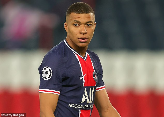 Kylian Mbappe is being lined up as the next big PSG star to pen fresh terms following Neymar