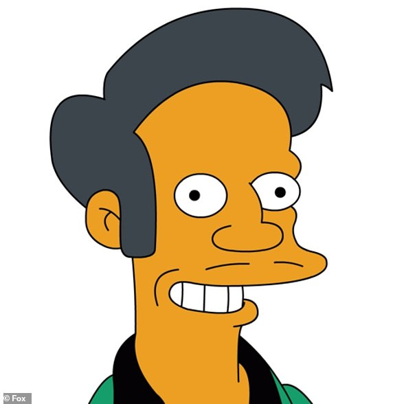 Apu has come under fire for perpetuating racial stereotypes