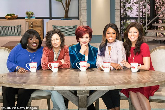 Heated: She served as an original host for 11 seasons on the daytime program following a heated discussion with Sheryl Underwood over Piers Morgan's controversial comments about Meghan Markle from her Oprah Winfrey interview with Prince Harry