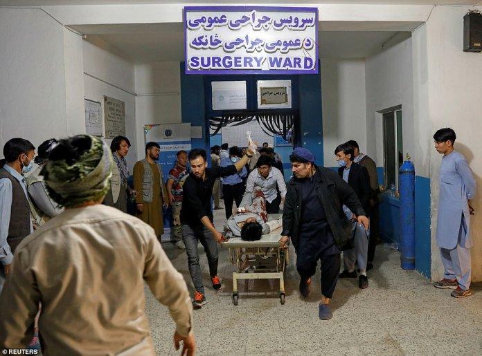 Taliban Terror Attack