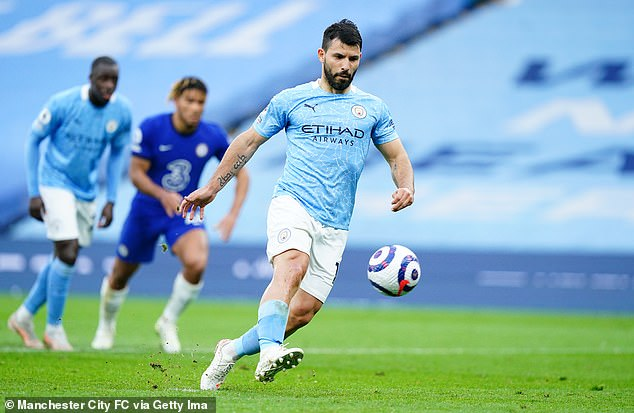 City were fortunate when Sergio Aguero missed a Panenka penalty with the score at 1-0 to City