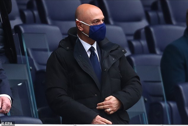 Daniel Levy wants to keep Kane, who reportedly hopes an emotional plea with help him move