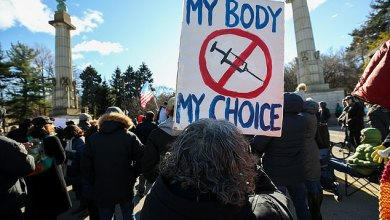 New poll shows 79 PERCENT of people who oppose the COVID-19 vaccine won't change their minds
