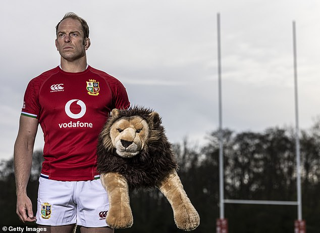 Alun Wyn Jones insists he will fight for the right to start in the Test team despite being captain