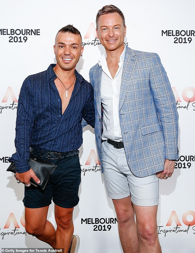 Will they star in the series?  Mr Walsh also revealed that Anthony Callea and her husband Tim Campbell are being considered for the series.