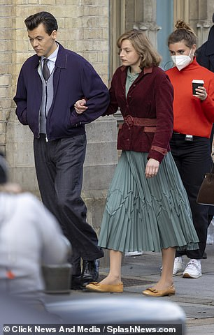 Plot: Harry takes the helm of the film, set in Brighton in the 1950s and based on the novel by Bethan Roberts