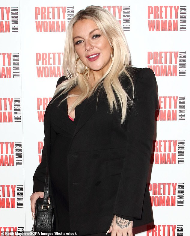 'Lawyers ready': Sheridan Smith warned her enemies on Friday night and told 'snakes' who betrayed her that her legal team was ready to take them down