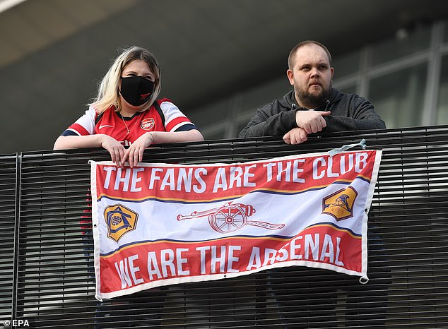 Fans have grown increasingly frustrated after the club's worst season in decades