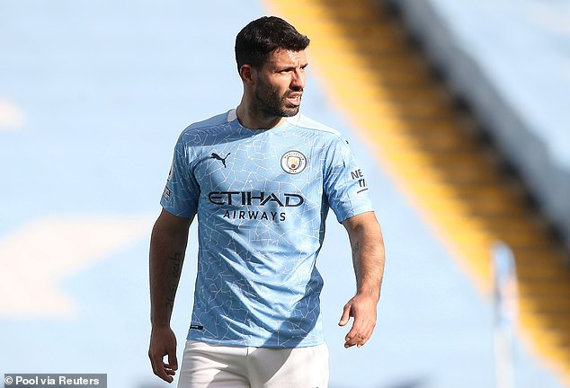 Sergio Aguero will leave Man City this season - with Chelsea leading the race to sign him