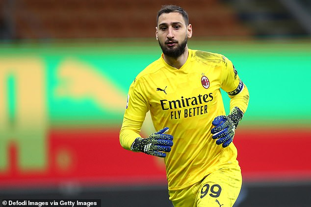 Gianluigi Donnarumma has rejected a contract extension with AC Milan and looks set to walk
