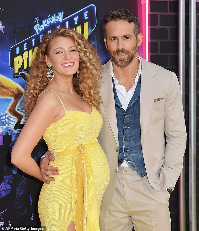 The latest: Ryan Reynolds, 44, took to Instagram on Sunday saying his youngest daughter was obsessed with Baby Shark, adding a series of photos from his wife Blake Lively's 2016 shark thriller The Shallows, which brought her to life. described as a surfer escaping a great white shark.  , They were broken in 2019 in New York