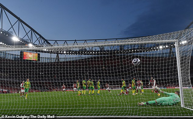 The well-finished set-piece was the final goal in a 3-1 win which relegates Sam Allardyce's side