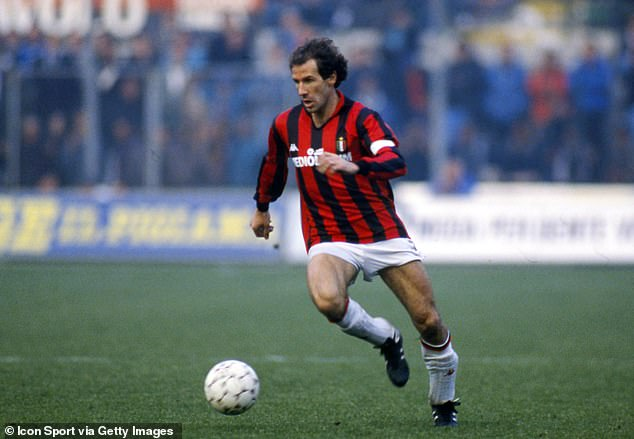 Rossoneri centre-back legend Franco Baresi has echoed Pioli's comments about Tomori