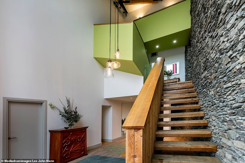 Since featuring on Grand Designs more than 10 years ago, the property has undergone an extensive renovation