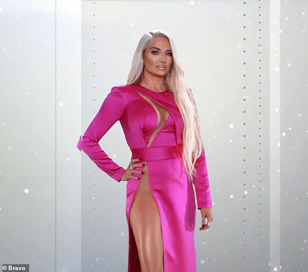 Hard tip: Jayne says she's stronger than diamonds as new taglines revealed for Real Housewives of Beverly Hills ahead of season 11 premiere