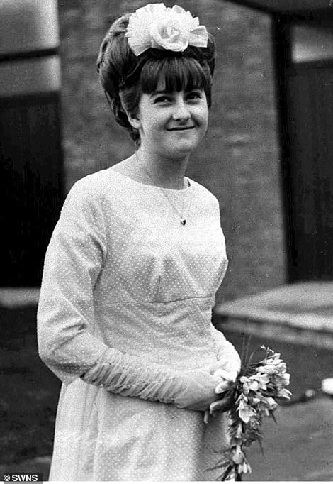 Mary Bastholm, 15, who vanished aged 15. The locket she wore as a bridesmaid at her brother's wedding was found in their house