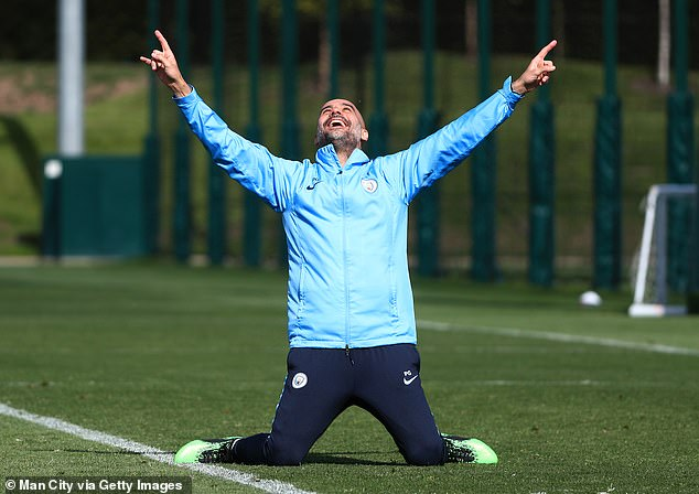 This year belongs to Man City – Pep Guardiolahas been absolutely outstanding as manager