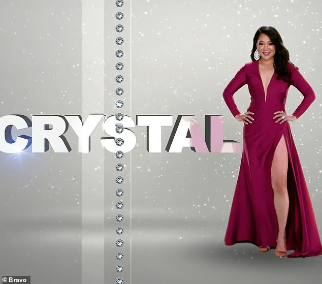Newcomer Crystal Kung Minkoff says: 'Hollywood is full of suitors and I'm killing them all'