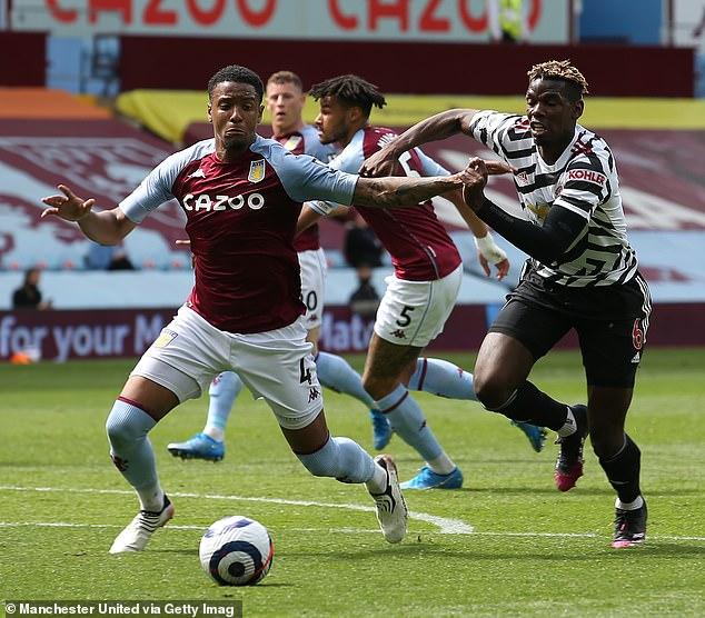 Ezri Konsa has had a significant impact on Aston Villa's defense under Dean Smith this season