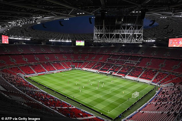 The Puskas Arena will be newest stadium at this summer's championships, built in 2019