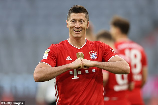 Regardless of Haaland's situation, Kahn is confident Robert Lewandowski can carry the squad