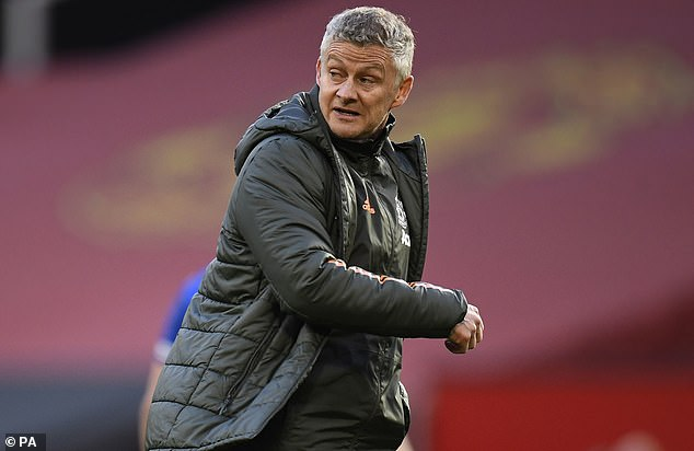 Ole Gunnar Solskjaer says England is not his concern and the issue won't affect Utd's thinking