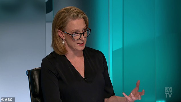 Leigh Sales asks Scott Morrison if he has a history of 'blame shifting'