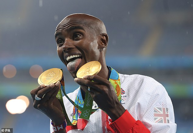 Four-time Olympic championSir Mo Farah will race for his spot in Team GB's Tokyo squad