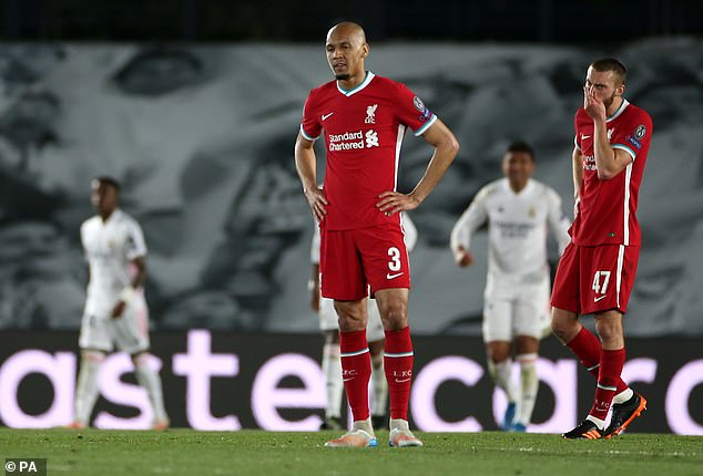 Reds lost 3-1 to the Spanish giants at the 6,000-capacity Estadio Alfredo di Stefano ground