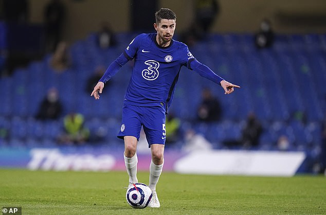 Jorginho has long been a trusted ball-playing midfielder at the heart of Chelsea's midfield