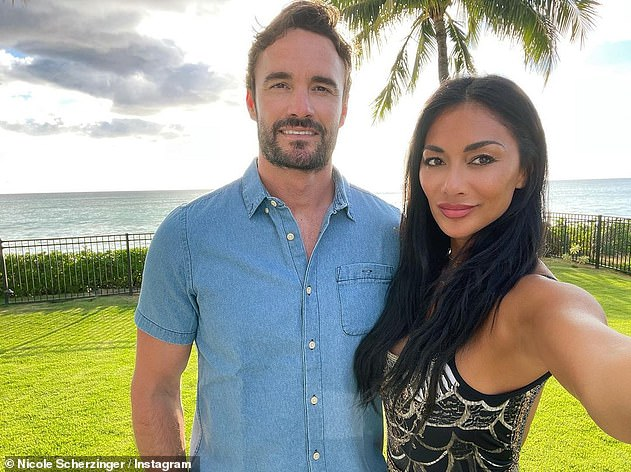 Couple:Nicole recently enjoyed a sun-soaked break to Hawaii with her boyfriend Thom where she had been visiting her family