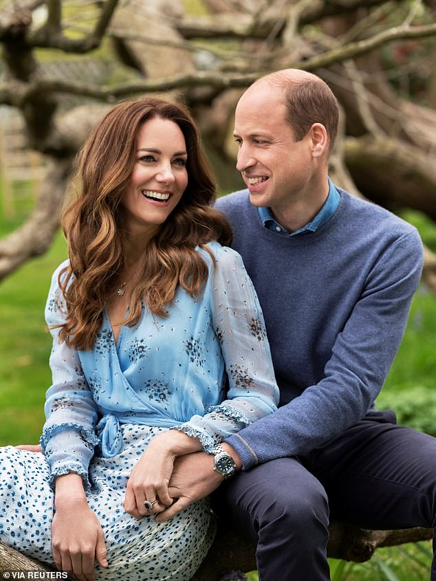 Laura said that there were 'small moments' between William and Kate which made her believe from early days that the pair would go the distance