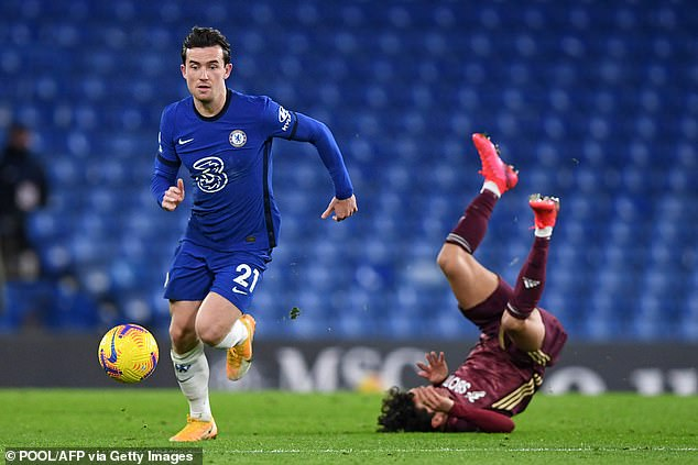 Ben Chilwell has enjoyed an impressive first season in Chelsea colours and could end it by winning both the FA Cup and the Champions League this month