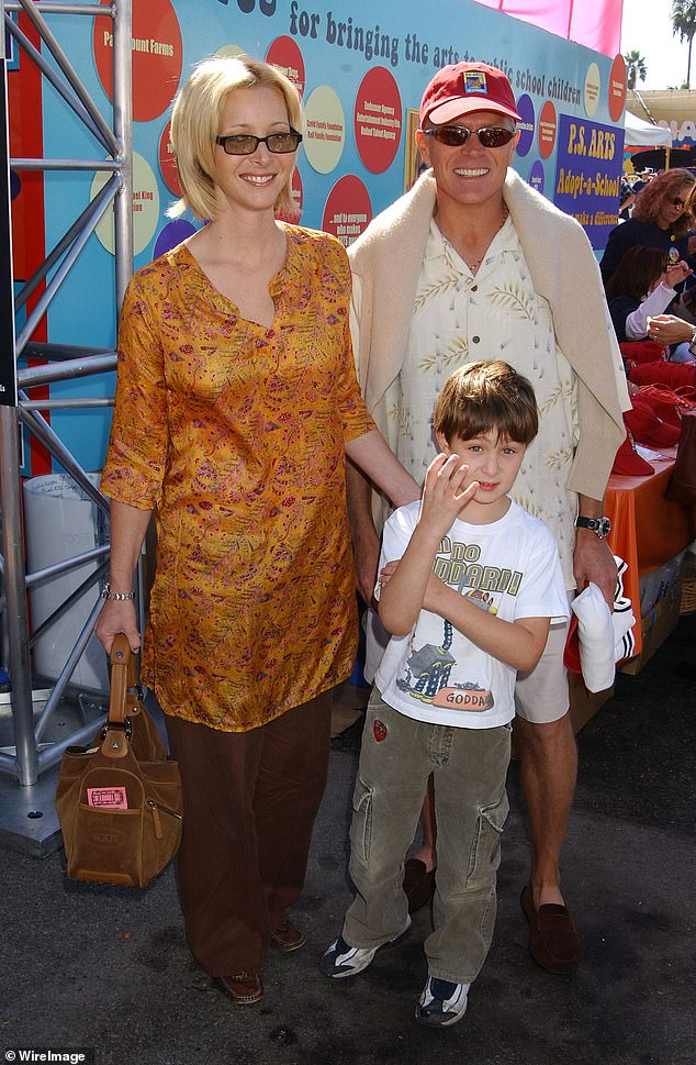 Family: Julian is the Romy & Michele's High School Reunion performer's only child with longtime husband Michel Stern, whom she wed in 1995