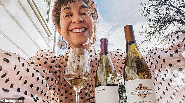 Lucas is a wine and lifestyle influencer according to her social media presence