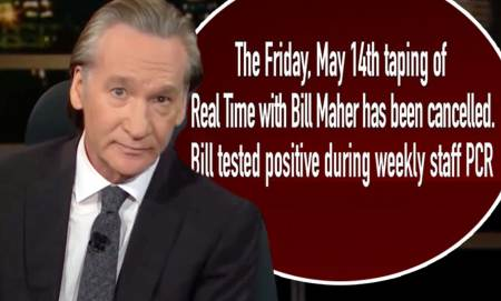 Bill Maher tests POSITIVE for Covid-19 ahead of canceling this week's episode of Real Time | Daily Mail Online