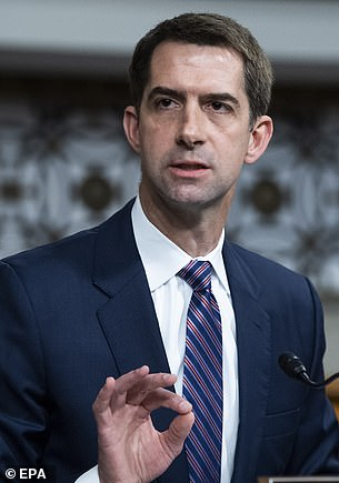 Sen. Tom Cotton this week introduced a bill to raise a 1% tax on endowments held by the country's wealthiest colleges and universities