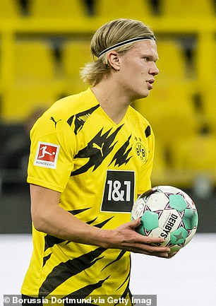 The majority of top European clubs are in the race for Haaland this summer
