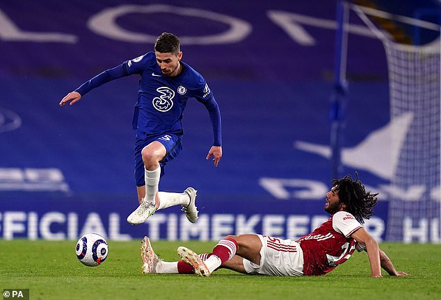 He remains the man who keeps Chelsea ticking over with his passing in the midfield