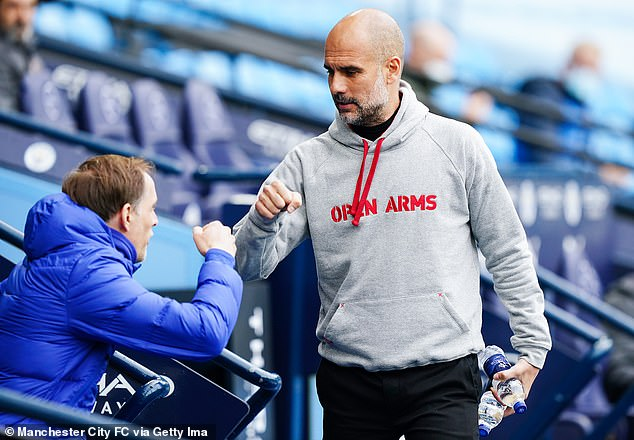 Pep Guardiola's side were set to meet Thomas Tuchel's Blues in the Turkish capital on May 29
